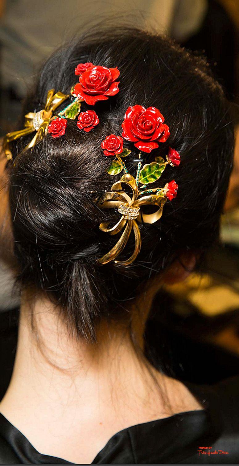 Dolce & Gabbana Fall 2015 RTW Details