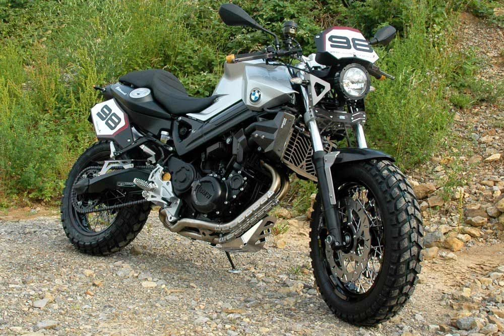 Bmw F800r Scrambler Motorcycle Pinterest Scrambler Bmw And