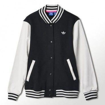 Women Jacket Adidas Style Clothing Chaqueta Pinterest Varsity 7H84nwqP