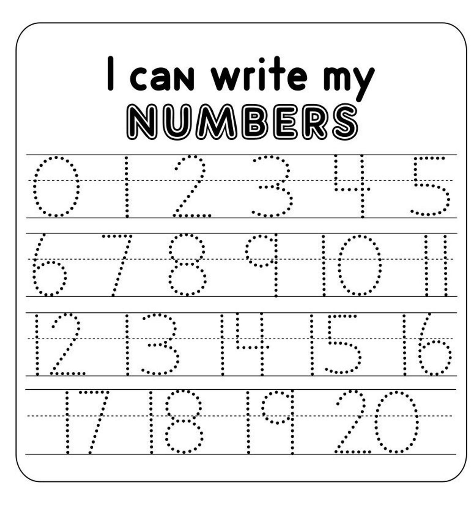Dry Erase Number Trace Learn To Write Your Numbers 0 20 Svg Learning To Write Number Tracing Writing [ 1690 x 1588 Pixel ]