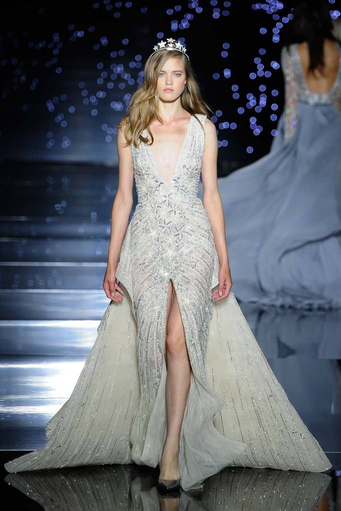 Lord of the Rings Fashion  , Dress for Galadriel - Zuhair Murad