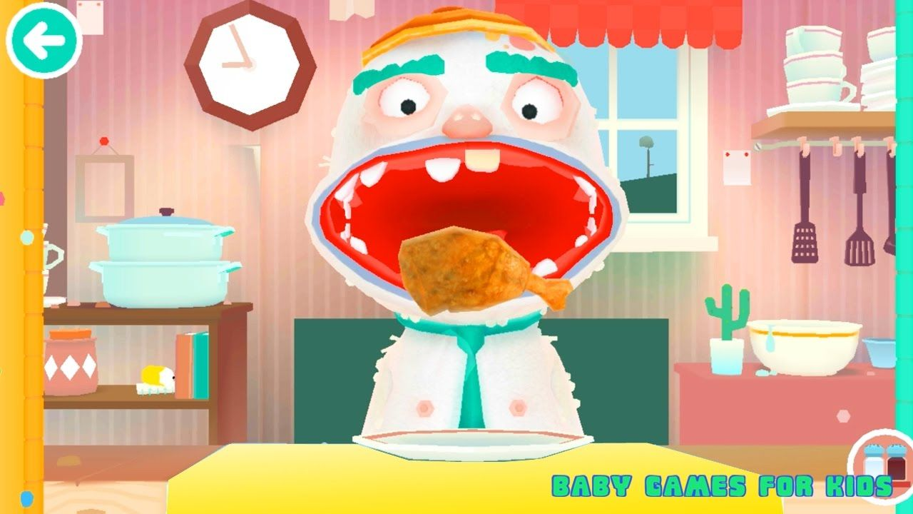 Cooking Games For Kids To Play Toca Kitchen 2 | learning video for ...