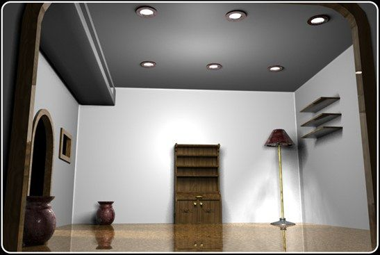 Choosing Recessed Lighting As Nuance You Want