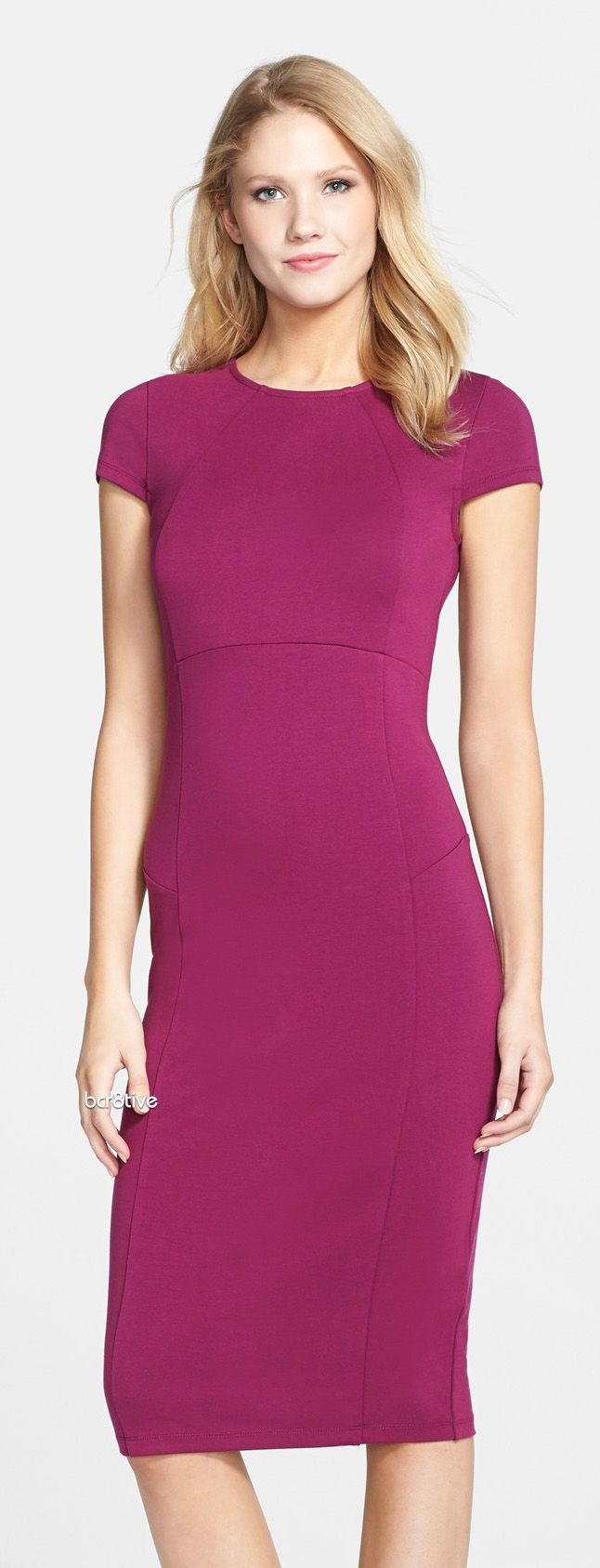 FELICITY & COCO Seamed Pencil Dress (Nordstrom Exclusive) | Things I ...