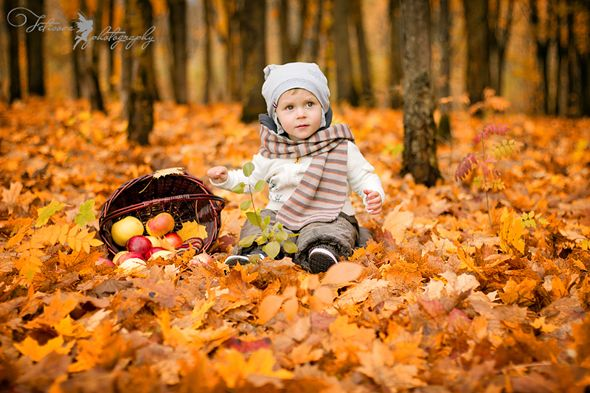 Осенняясессия в парке идеи 34