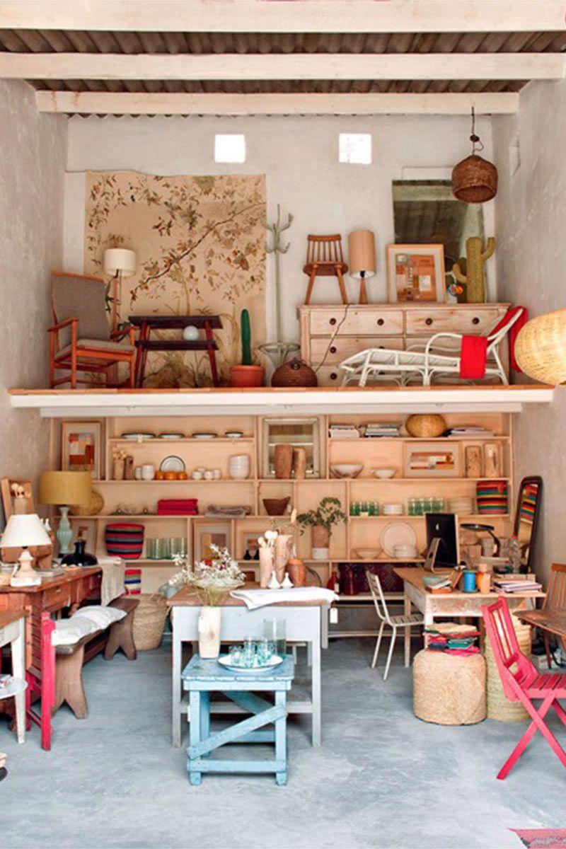 Las 14 mejores tiendas de decoraci n de espa a tiendas - Lucio barcelona decoracion ...