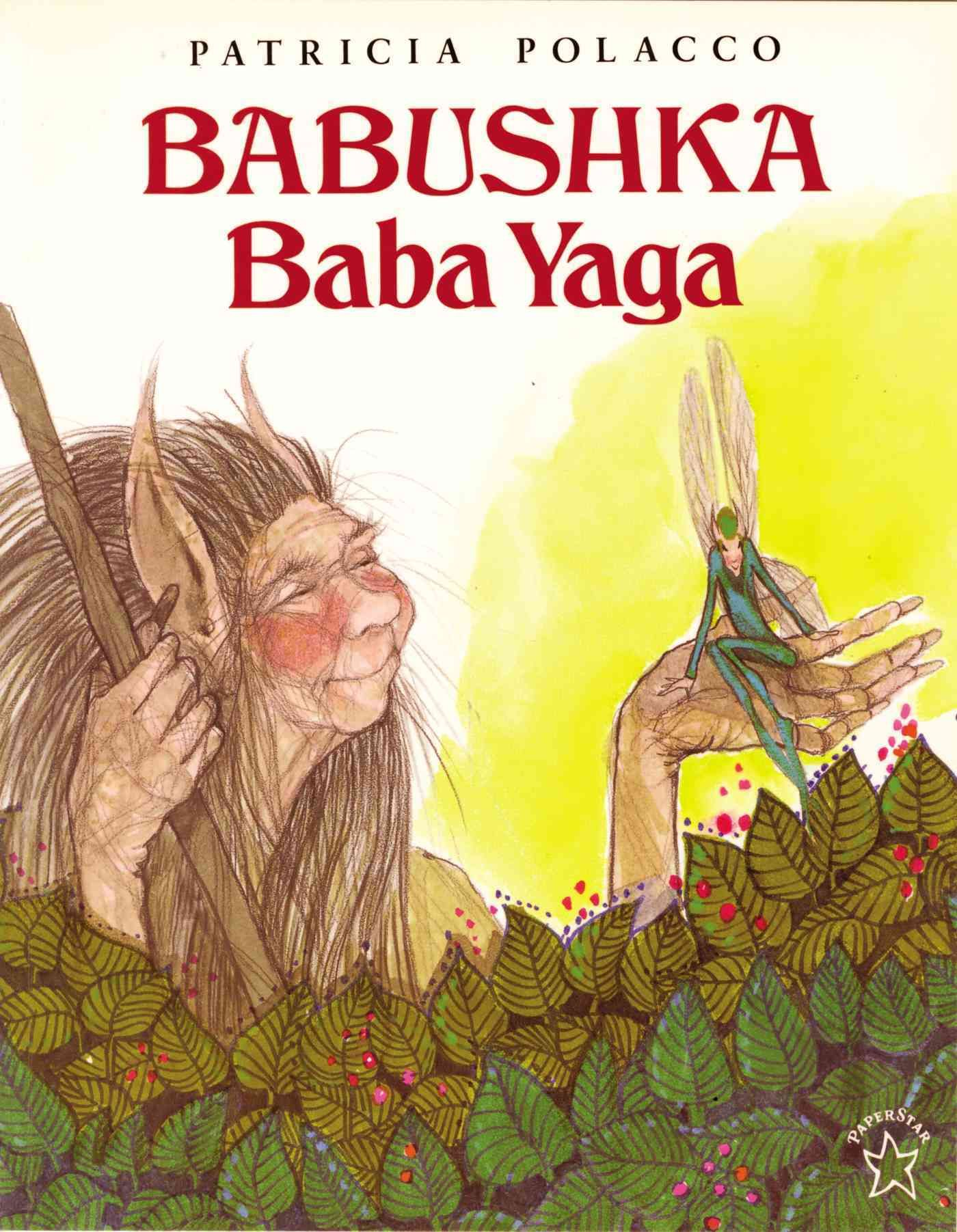 baba yaga is a witch famous throughout russia for eating children