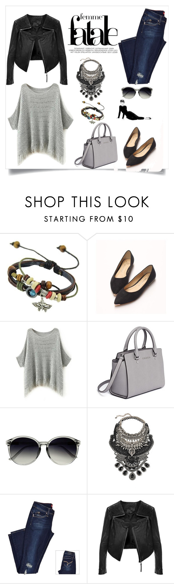"""""""favorite outfit"""" by my-fashion-paradise ❤ liked on Polyvore featuring MICHAEL Michael Kors, Retrò, DYLANLEX and Linea Pelle"""