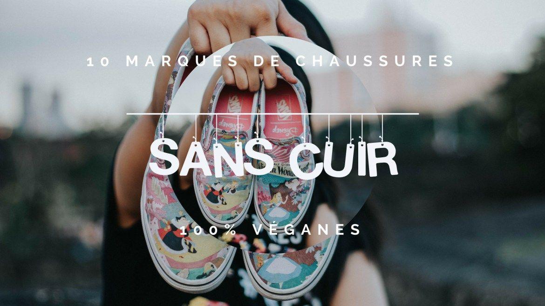 10 marques de chaussures sans cuir et véganes (avec images