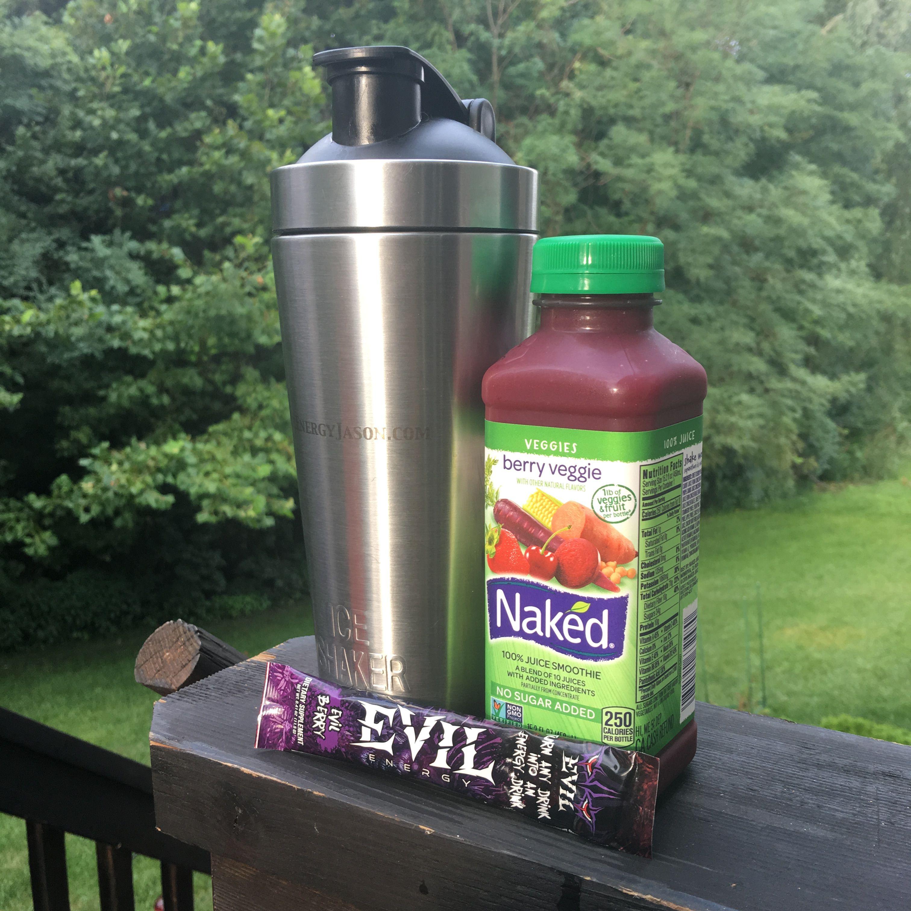 energy drink drinks use recipes evil cloninger jason