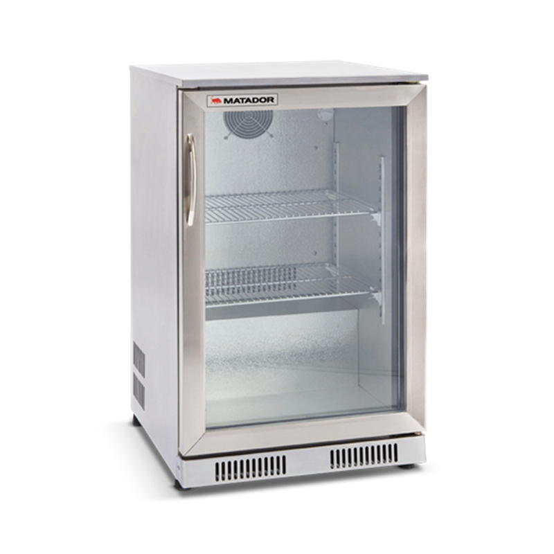 Matador Stainless Steel Bar Fridge Single Door Bar Fridges Door Bar Stainless Steel Fridge