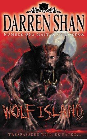 Books Wolf Island