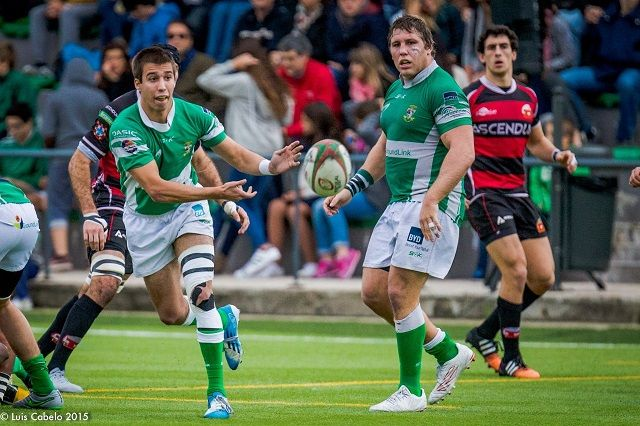 Cascais Rugby vence Direito e sobe para 6º da Divisão de Honra