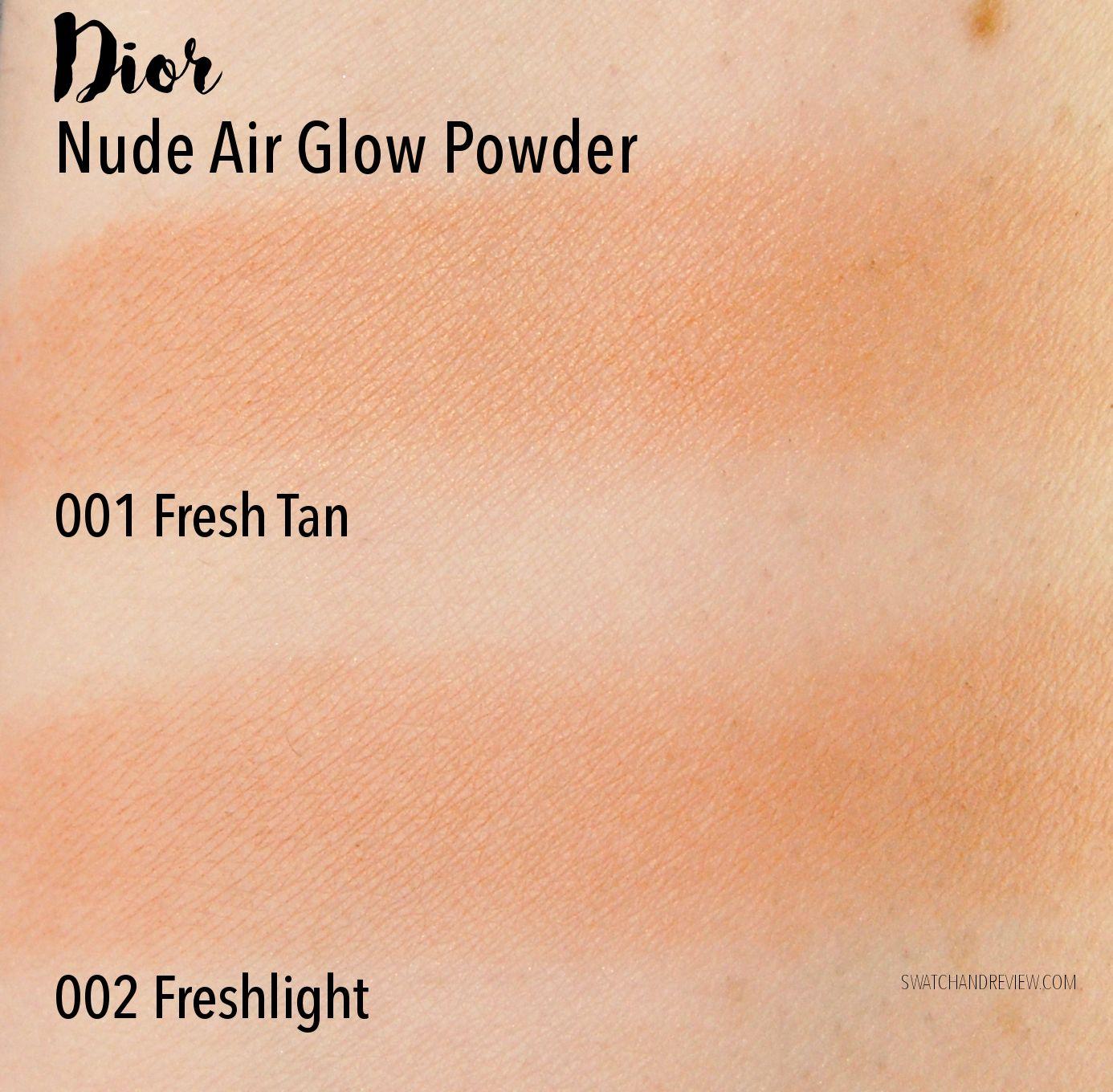 Christian Dior Diorskin Nude Air Glow Powder - # 002 Fresh
