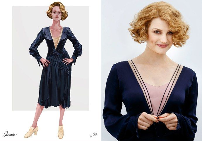 J K Rowling S The Fantastic Beasts And Where To Find Them Magical Costume Clues You