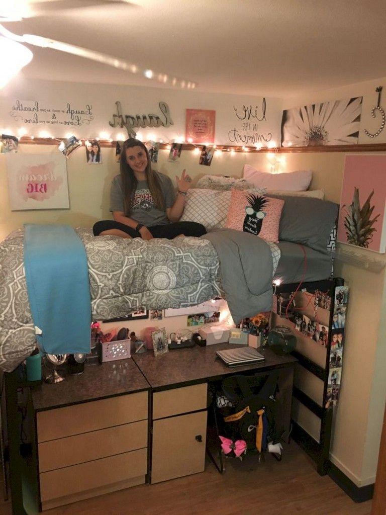 30 Interesting Dorm Room Ideas That Your Inspire Dorm Room