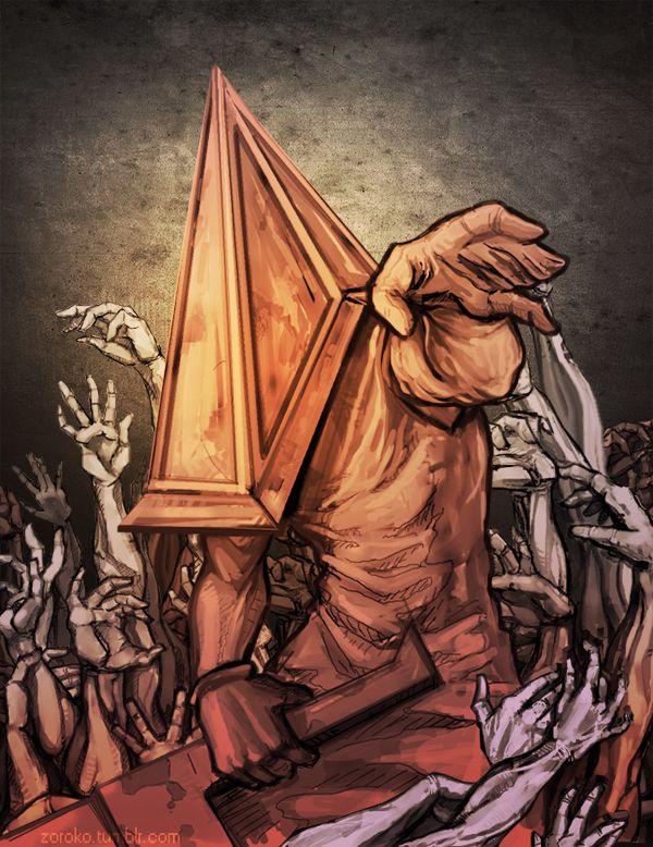 Pyramid Head Google Search