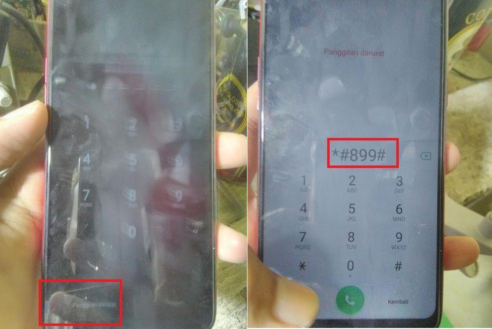 Cara Cek Versi Oppo A3s Sebelum Di Flash Abihp Com Abc Perbaikan Android
