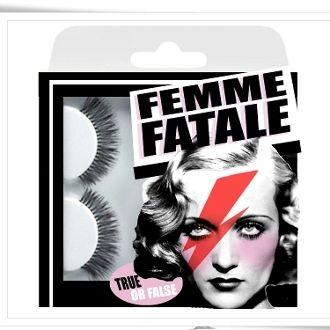 Pestañas Femme Fatales