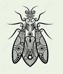 Resultado de imagen para dibujo libelula para tatuaje