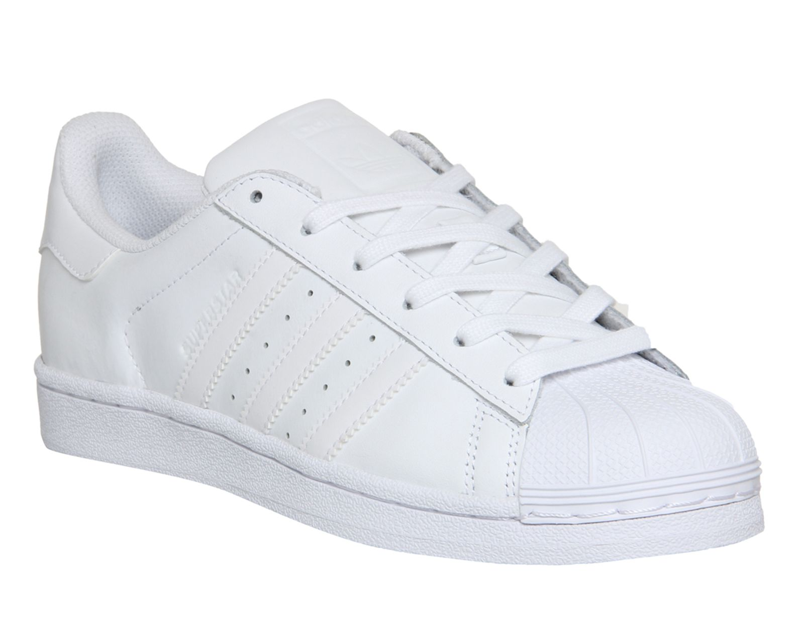 Adidas Superstar Vulc ADV Skate Shoes Crystal White/White/Green