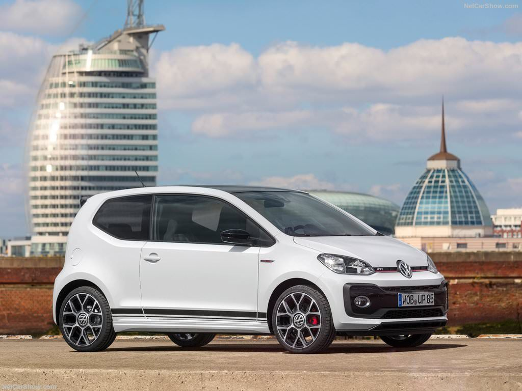 Cette Volkswagen Up Gti Concept Devoile La Derniere Version De