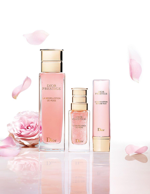 Photo of Dior Prestige Skincare 華麗なるディオールの世界