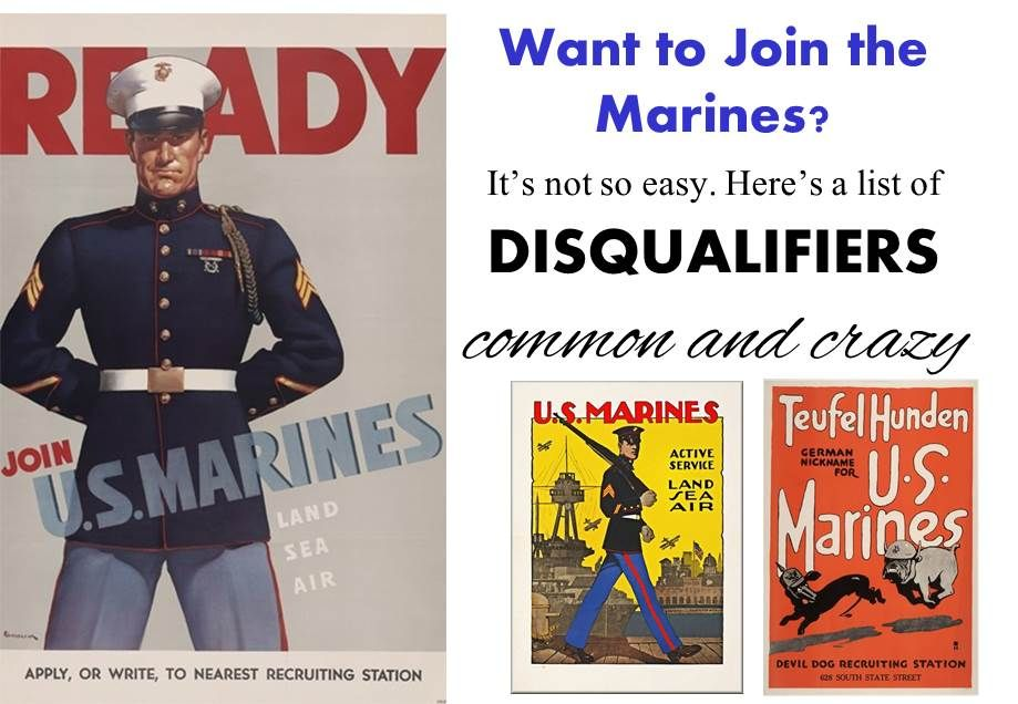 How to a Marine It's Not as Easy as Signing Up
