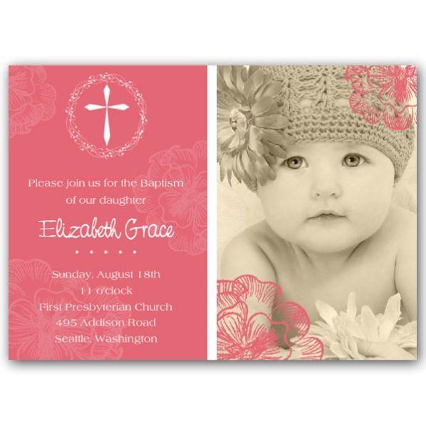 17 Best images about Christening invites on Pinterest | Baptisms ...