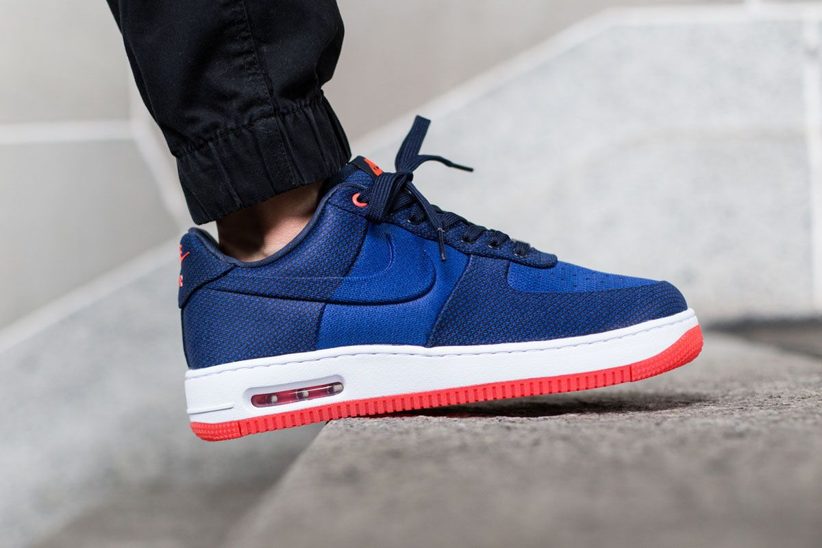 nike air force 1 elite knit jacquard vt