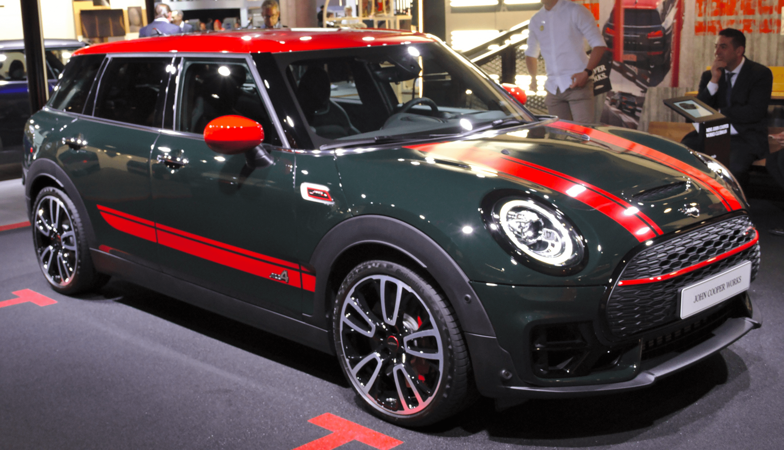 2021 Mini Cooper Clubman Redesign and Review