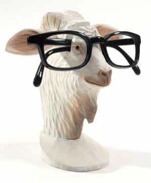 Goat peeper wood eyeglass and business card holder 1695 goat peeper wood eyeglass and business card holder 1695 reheart Images