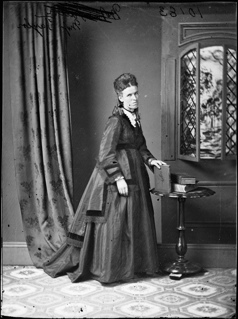 Miss Taylor c. 1870-75  State Library of New South Wales