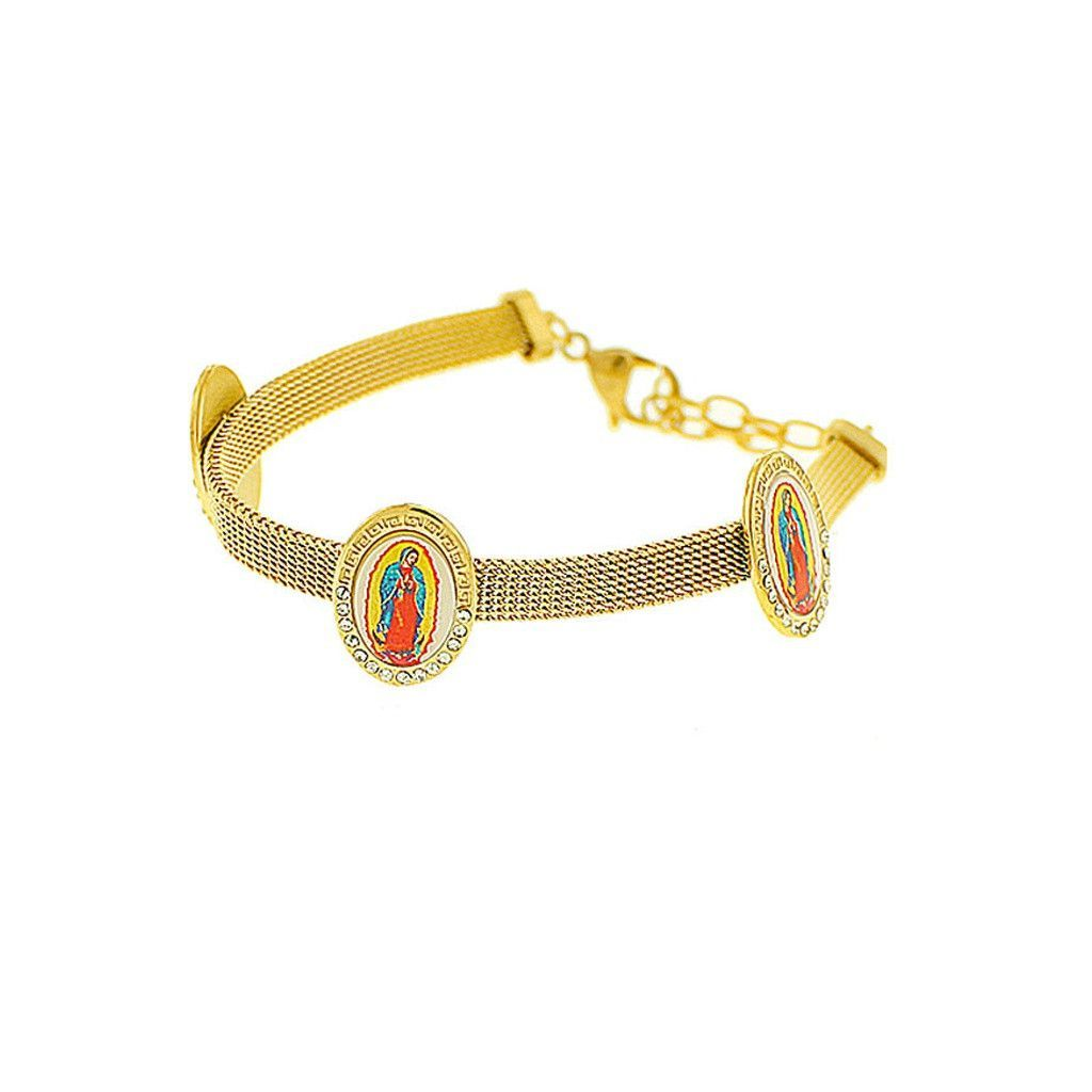 Virgin mary bracelet ettuet pinterest virgin mary and products
