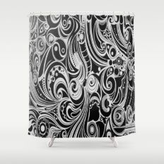 All 55 Shower Curtain