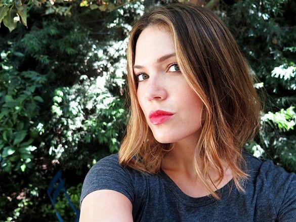 Mandy Moore's hair