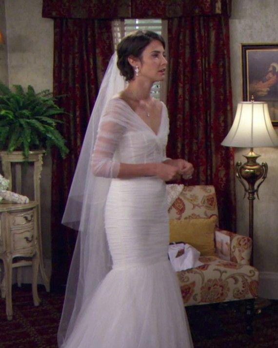 iconic tv wedding dresses that stole the show | wedding | boda