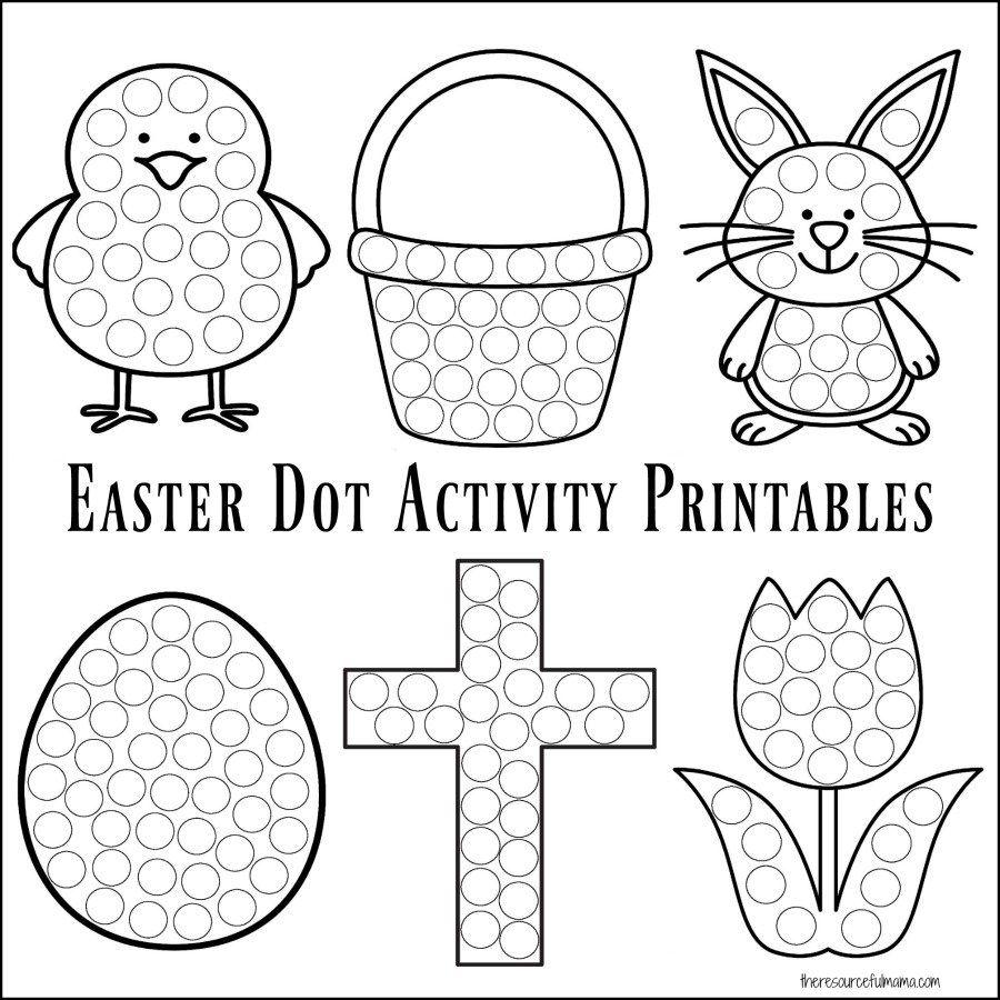 Diy Handmade 25 Diy Wielkanocne I Wiosenne Dekoracje Z Papieru Karty Pracy I Prace Easter Crafts For Toddlers Easter Activities For Toddlers Toddler Easter