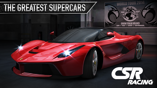 Download Csr Racing For Pc Windows 7 8 And Xp Super Car Racing Racing Games Car Racing Video