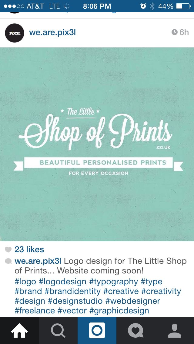 Shop of prints