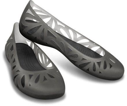 3c53583bd Crocs Women s Adrina III Flat