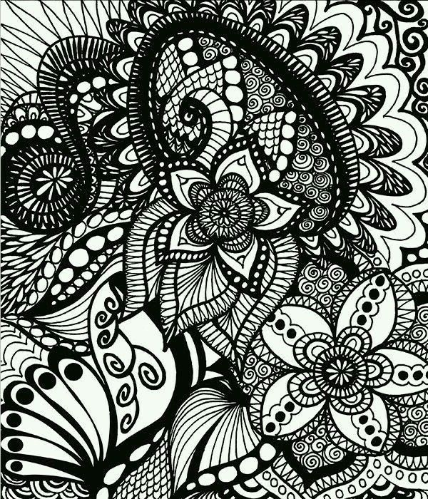 196 Dibujos De Mandalas Para Colorear Faciles Y Dificiles Mandalas Para Colorear Mandalas Dibujos