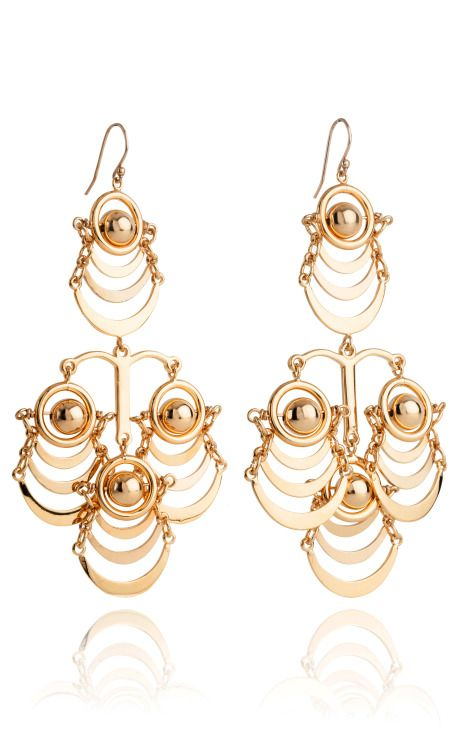 83359be5682 Orbit Chandelier Earrings by Lele Sadoughi
