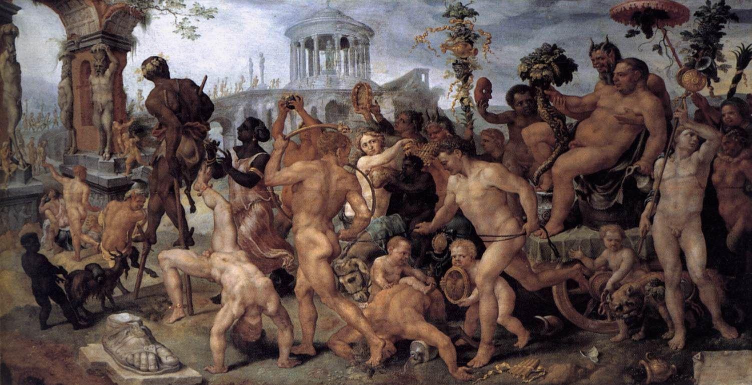 Image result for Bacchus Etruscan sodomites RAPE