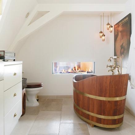 Mountain House Bathroom Decor | Home decor ideas