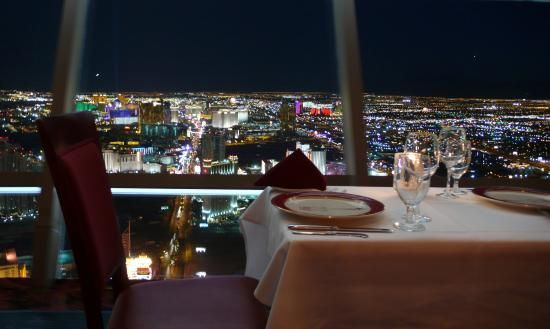 Top Of The World Restaurant Stratosphere Las Vegas