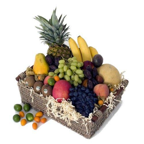 #Fruktkurve, #giftbasket, #Norwegian_gift_basket
