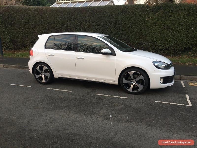 Car for Sale VW VOLKSWAGEN GOLF GTD 2.0 TDI DIESEL 5 DOOR