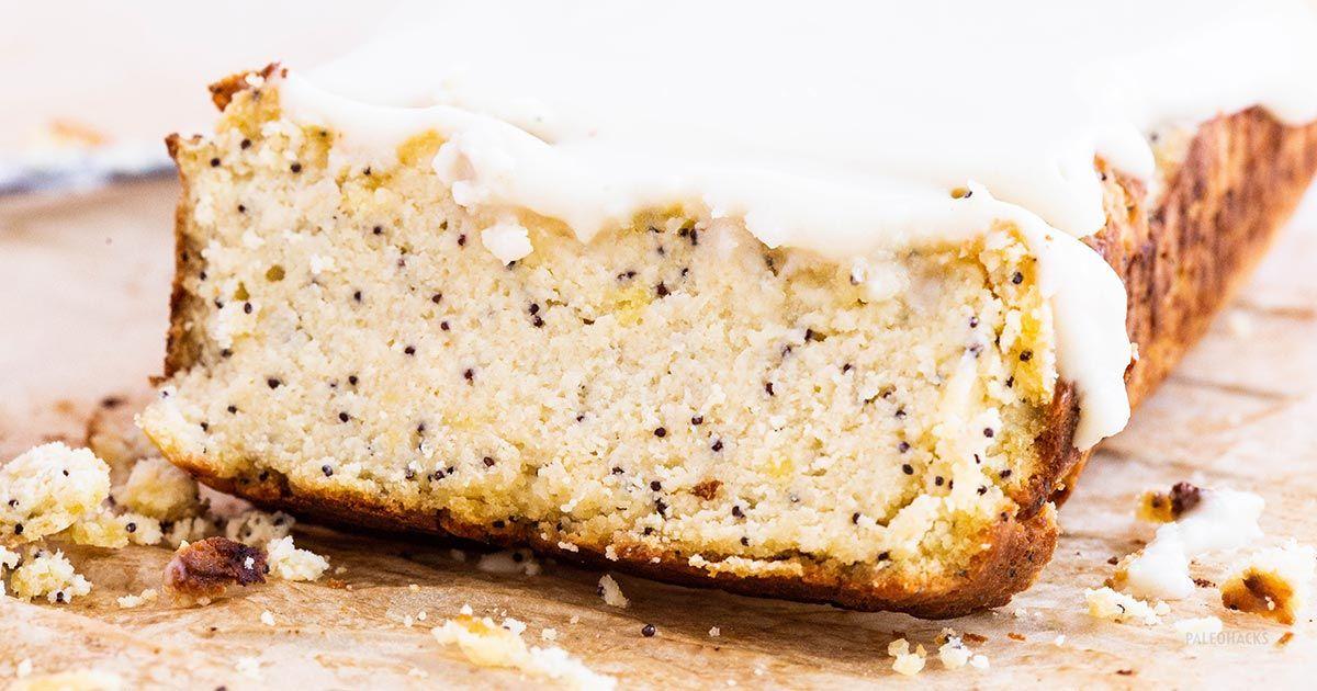 Fluffy Lemon Poppy Seed Bread Recipe Poppy seed bread
