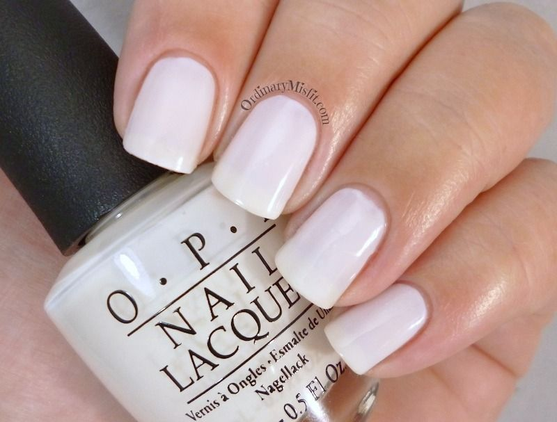 OPI Funny Bunny Swatch by Michelle   Bunny nails, Michelle ...  Opi Funny Bunny